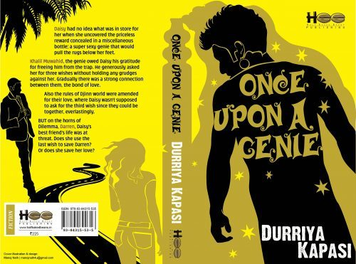 Book Review: Once Upon A Genie by Durriya Kapasi