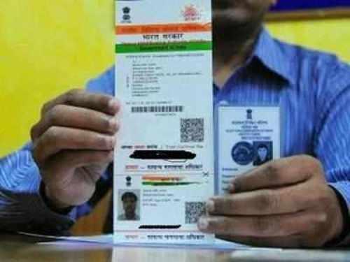 Photo ID mandatory with Voter slip