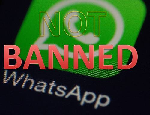 WhatsApp outage creates a viral of fake messages | WhatsApp is not Banned in India