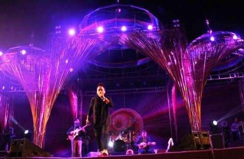 Allah ke Bande…Kailash Kher…Udaipur Music Fest