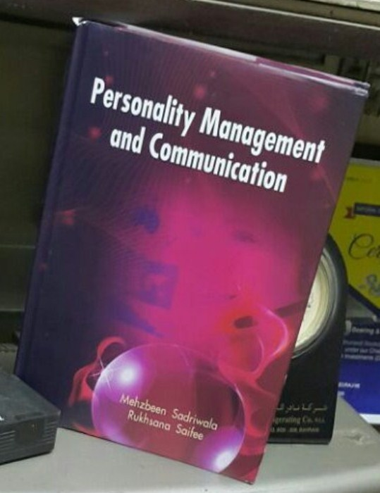 Personality Development – maiden book launch by Udaipur Professors