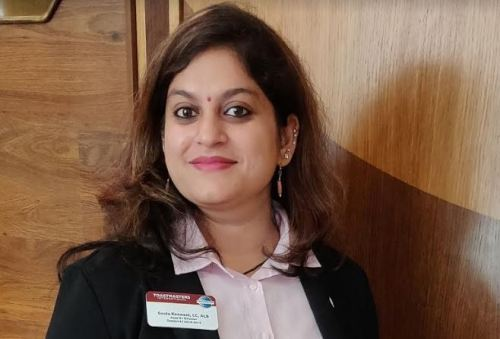Udaipur Director Sonia Keswani becomes the first International Distinguished Toastmaster in Udaipur