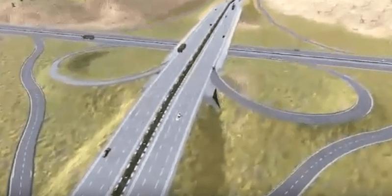 Debari-Kaya 6-lane bypass to be opened for traffic soon