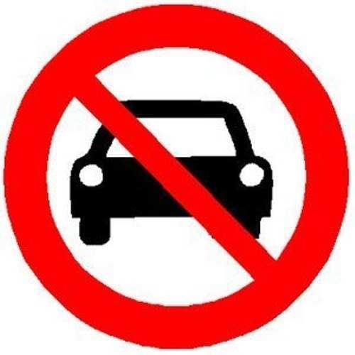 Non-availability of e-ricks results in failure of no vehicle zone