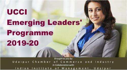 Women Entrepreneurs | Emerging Leaders Program by UCCI and IIM Udaipur