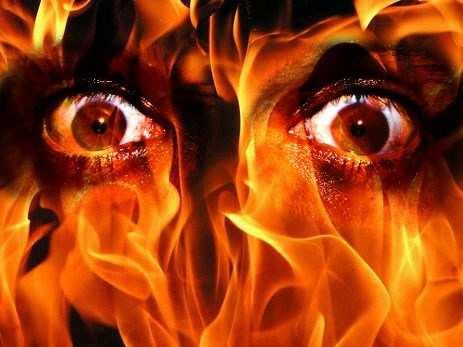 Self immolation by Gujarati man