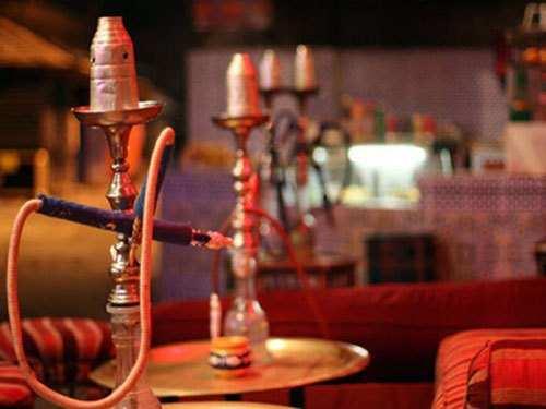 Restaurant running Hukka bar raided in Ambavgarh
