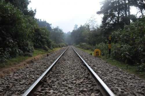 Lok Sabha Update on Udaipur-Ahmedabad broad gauge status