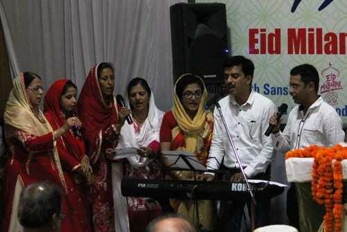 बोहरा यूथ के गोल्डन जुबली सेलिब्रेशन के तहत ईद मिलन कार्यक्रम आरएनटी में सम्पन्न