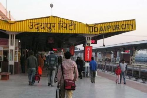 Udaipur Railway Station ranked 4th in Swachch Bharat ranking North Zone