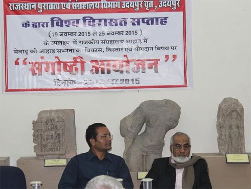 Heritage should be part of academic curriculam: William D'Souza