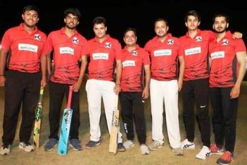 9 दिवसीय डे-नाईट फिल्ड क्लब क्रिकेट कार्निवल-2019