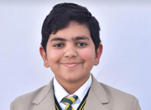 Seedling student tops Zone in English Olympiad
