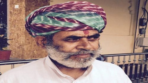 Udaipur MLA(R) admitted after severe chest pain