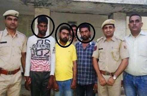 नाबालिग से बलात्कार और वीडियो वायरल करने के आरोप में तीन गिरफ्तार, बाल अपचारी भी डिटेन