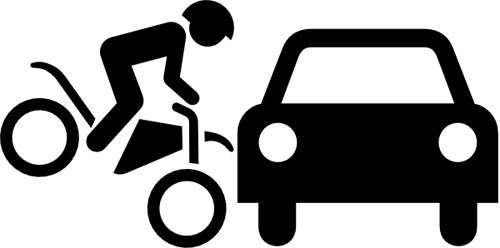 Uncontrolled car rams into bike | School girl dead