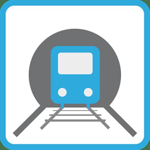 Railway app to keep boredom at bay