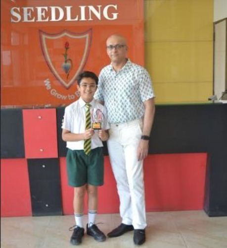 Seedling students excel in LakeCity Chess competition