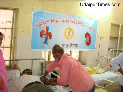 Kaju Bhai: Messiah for Kidney Patients