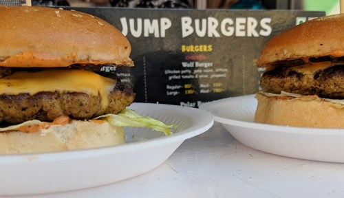 Jump Burgers | Taste to reckon with… in Udaipur