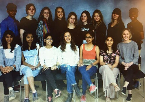 CPS Students welcomed in Sweden