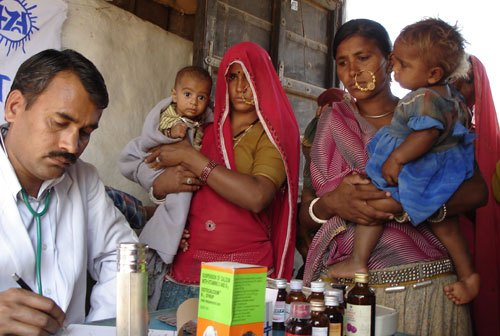 15,000 Rural and Tribal 'Sakhis' to get Medical Attention