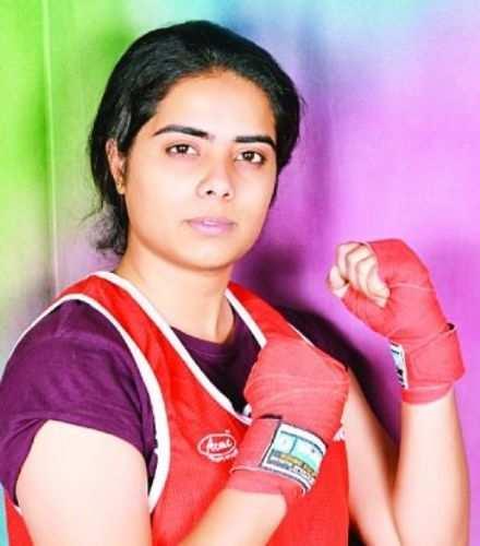 Udaipur girl to represent Rajasthan in boxing in Karnataka
