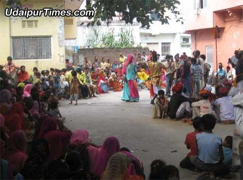 'Gavri' the Opera of Mewar