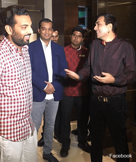 Celebrity Chef Sanjeev Kapoor launches 'The Yellow Chilli' in Udaipur
