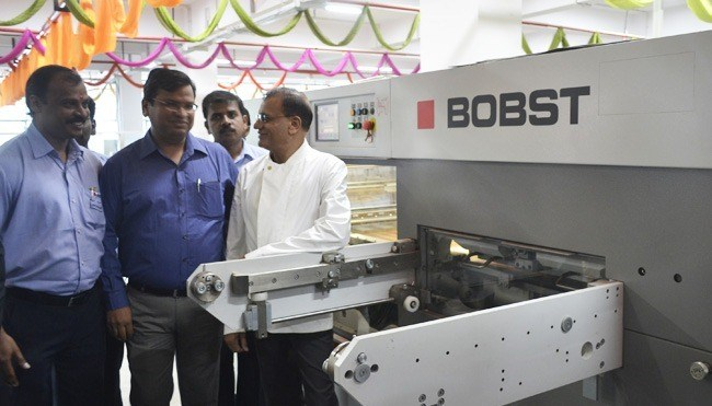 Miraj Launches Packaging Printing Plant