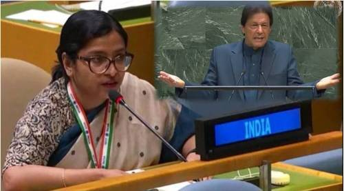 """India classifies Imran Khan's speech at UNGA as """"Hate Speech"""" 