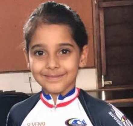 Udaipur girl representing India in International Speedskating Kriterium in Germany