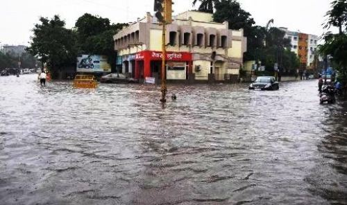 ALERT | Heavy Rains to continue in Udaipur – City of Lakes records 67% rain more than in 2018