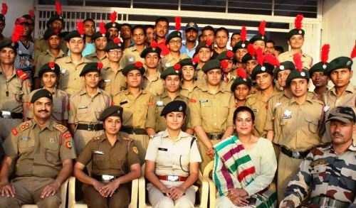 कम्युनिटी पुलिसिंग टू बिल्ड अवेयरनेस एवं ट्रस्ट कार्यक्रम
