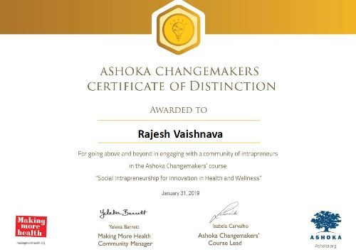Udaipur based Leadership Trainer gets maiden International Award