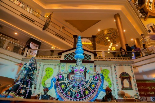 Mall culture Pioneer at Udaipur turns 7 – Happy Birthday Forum Celebration Mall