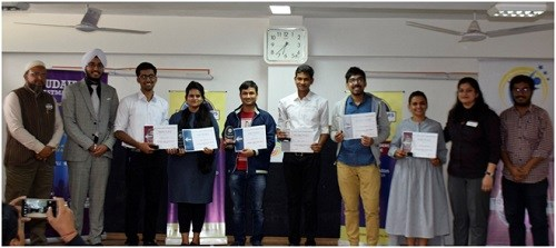 EVOLVE 2018 : Area Level Contest of Toastmasters conducted in Udaipur
