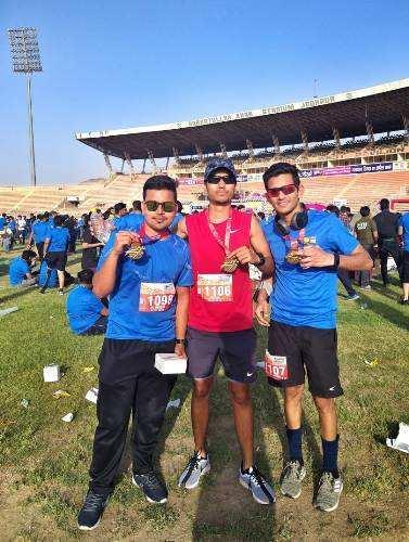 Mewari Runners organise Heritage walk-Win half marathon in Jodhpur