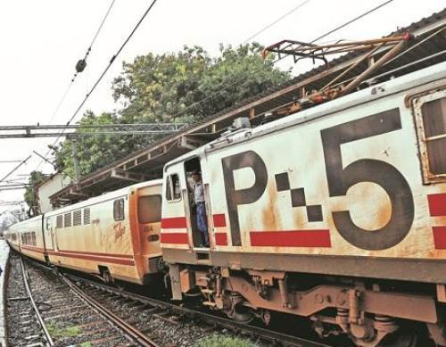 India's first ever high speed train trial track in Rajasthan