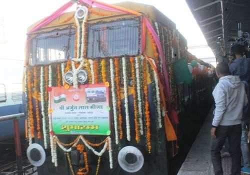 Sleeper coach added to Kamakhya Express train