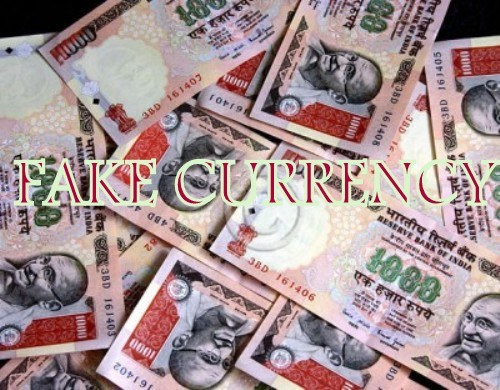 Old currency notes worth 1.12 lakhs found to be fake