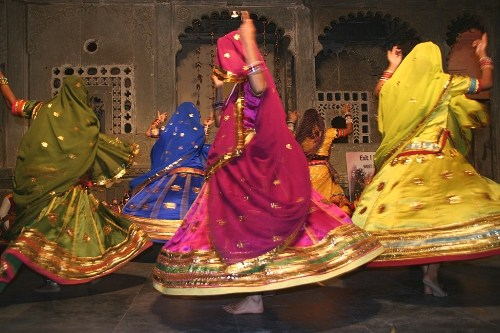 """""""Ghoomar"""" to encourage Indian culture among young women"""