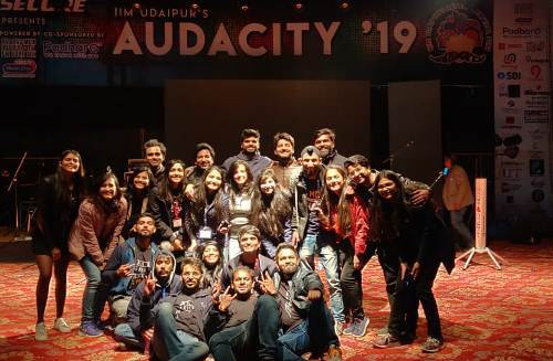 [Photos|Videos] Audacity 2019 concludes with breathtaking performances by Indian Ocean and Jubin Nautiyal