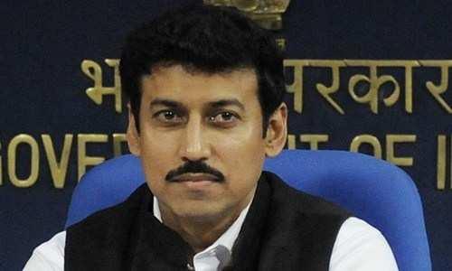 Rajyavardhan Singh Rathore expected in Udaipur