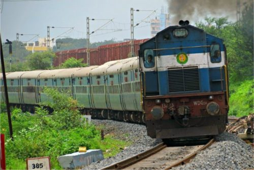 Timings of trains leaving from Udaipur changed