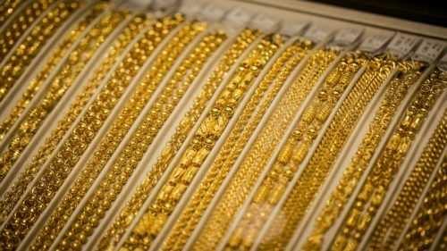 Udaipur man arrested with half kg gold