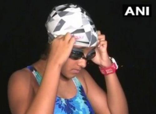 48km! a National Swimming Record achieved by Gaurvi Singhvi of Udaipur