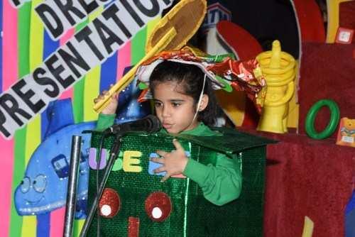 Fancy Dress Presentation-Seedling Nursery School