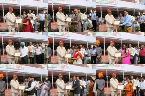 [Photos] Independence Day 15-August-2018 Celebrated in Udaipur