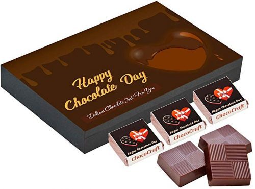 Lure your Loved One with Chocolate Day Gifts